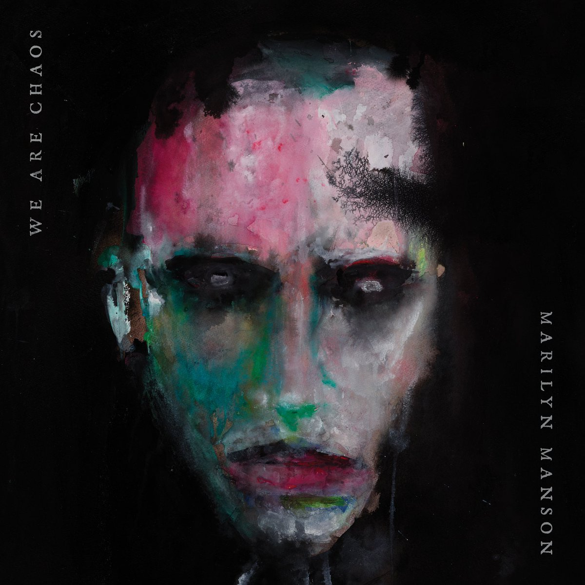 Marilyn Manson We Are Chaos
