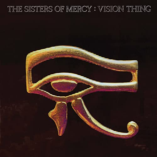 The Sisters Of Mercy Vision Thing Albumcover