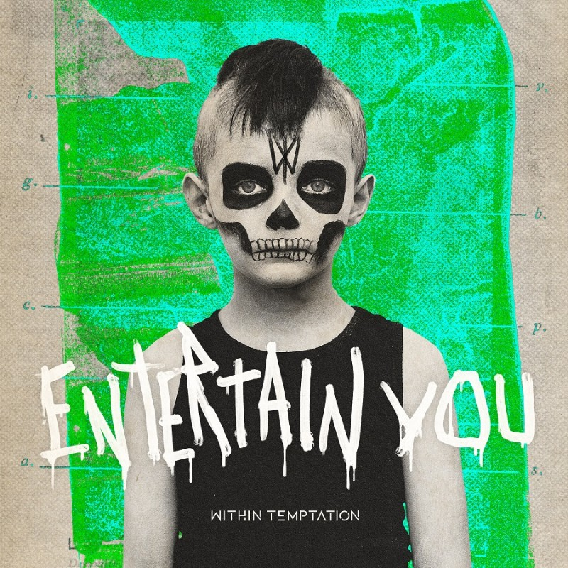 Within Temptation ENTERTAIN YOU cover 800x800 equal