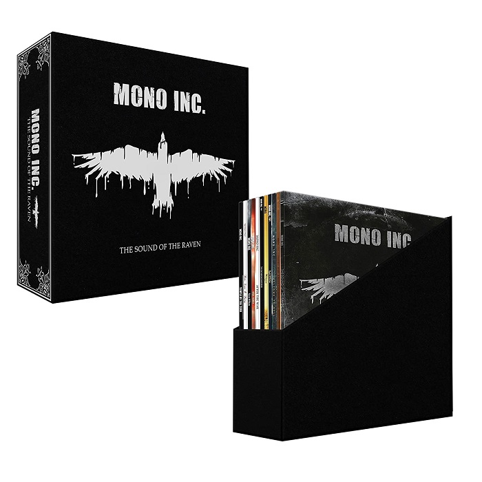 mono inc the sound of the raven box
