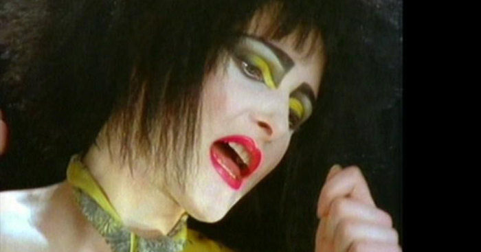 Siouxsie and The Banshees FB