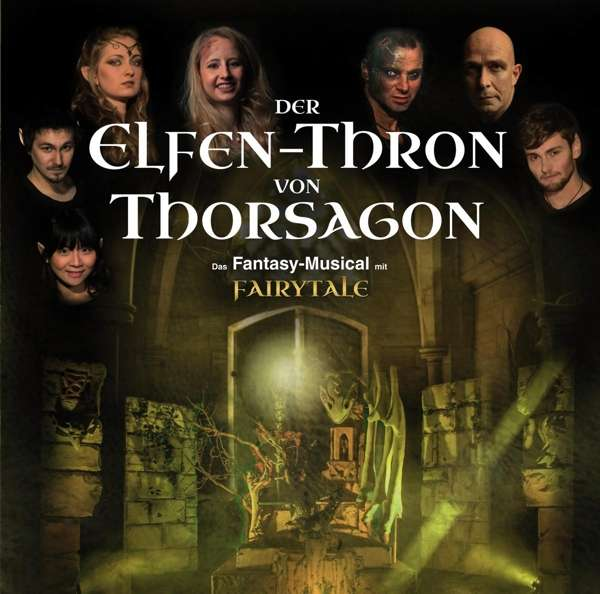 fairytale Thorsagon Cover