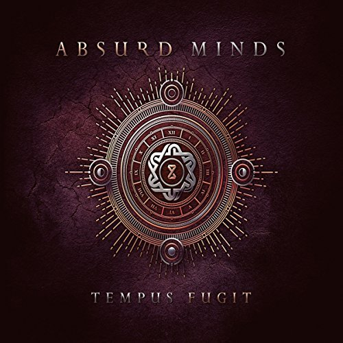Absurd Minds Tempus Fugit CD Cover