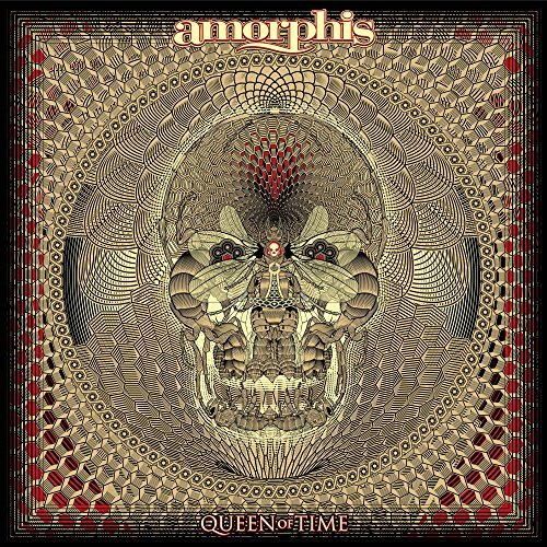 Amorphis Queen Of Time CD Cover