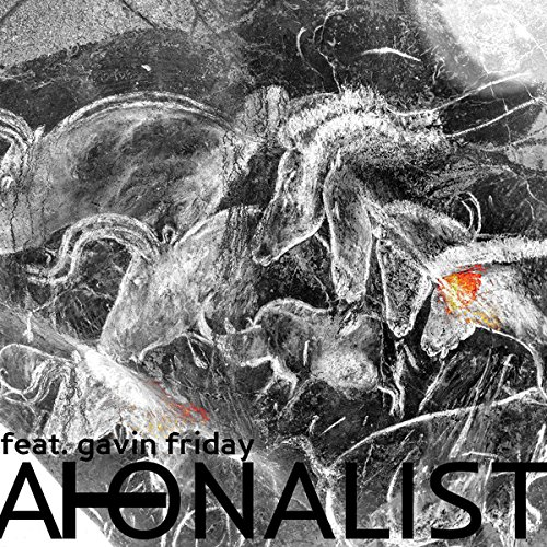 Atonalist feat. Gavin Friday Atonalism CD Cover