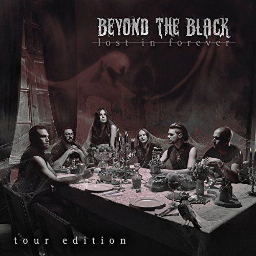 Beyond The Black Lost In Forever Tour Edition CD Cover