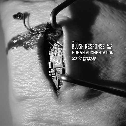 Blush Response Human Augmentation EP CD Cover