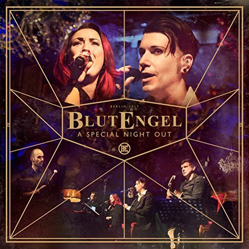 Blutengel A Special Night Out Live Acoustic In Berlin CDDVD CD Cover