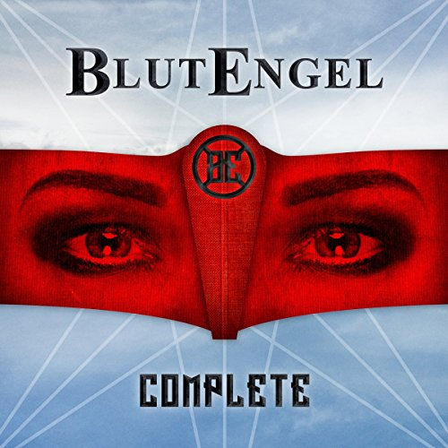 Blutengel Complete Single CD Cover