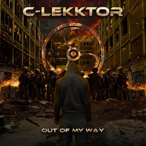 C Lekktor Out Of My Way CD Cover