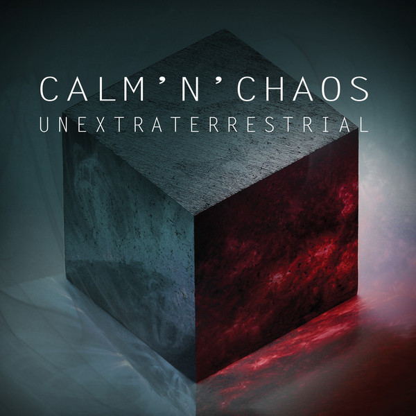 CalmNChaos Unextraterristrial CD Cover