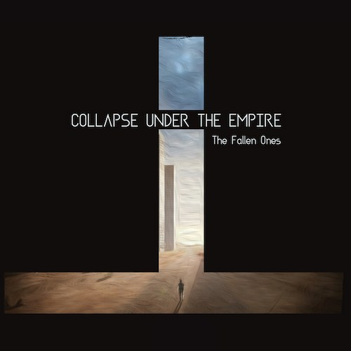 Collapse Under The Empire The Fallen Ones CD Cover