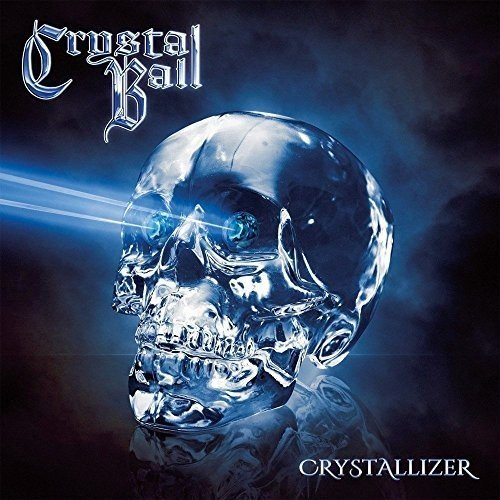 Crystal Ball Crystallizer CD Cover