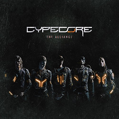 Cypecore The Alliance CD Cover