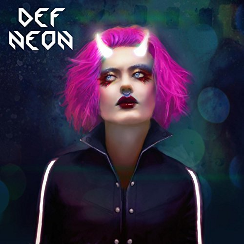 Def Neon Def Neon CD Cover