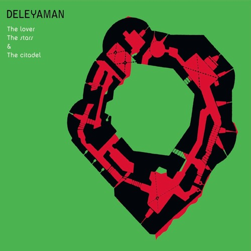 Deleyaman The Lover The Stars The Citadel CD Cover