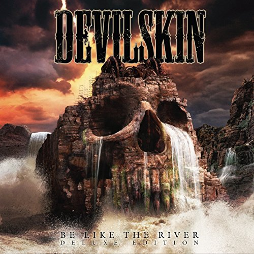 Devilskin Be Like The River CD Cover