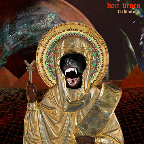 Don Broco Technology CD Cover