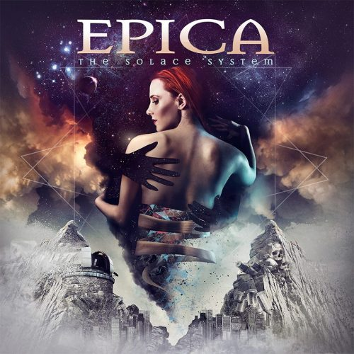 Epica The Solace System EP CD Cover