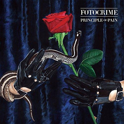 Fotocrime Principle Of Pain CD Cover