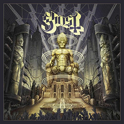 Ghost Ceremony And Devotion CD Cover