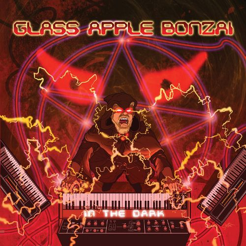 Glass Apple Bonzai In The Dark CD Cover