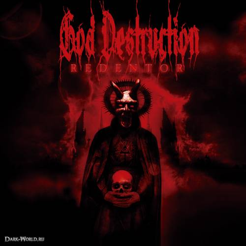 God Destruction Redentor CD Cover