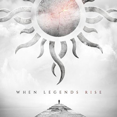 Godsmack When Legends Rise CD Cover