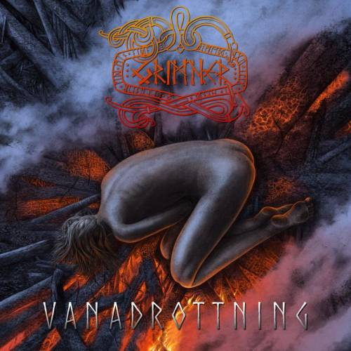 Grimner Vanadrottning CD Cover