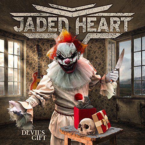 Jaded Heart Devils Gift CD Cover