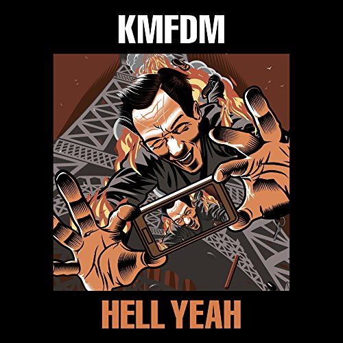 KMFDM Hell Yeah CD Cover