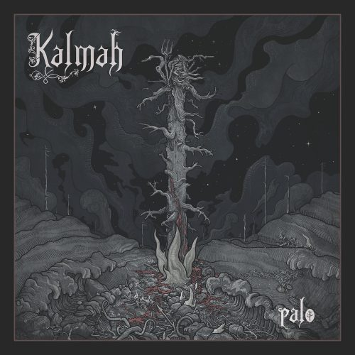Kalmah Palo CD Cover
