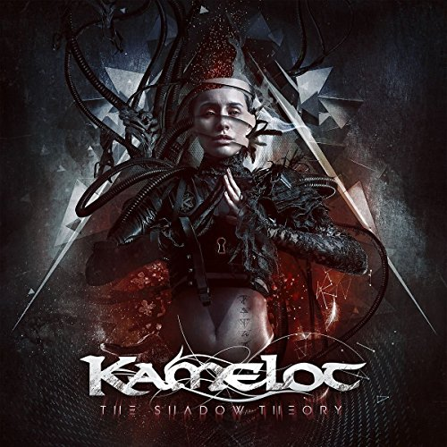 Kamelot The Shadow Theory CD Cover
