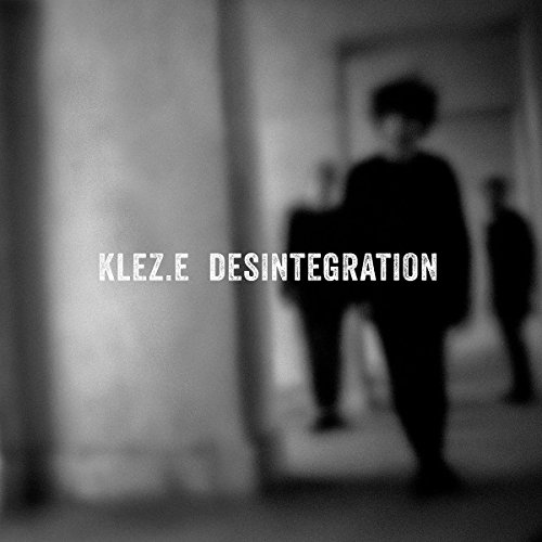 Klez.e Desintegration CD Cover
