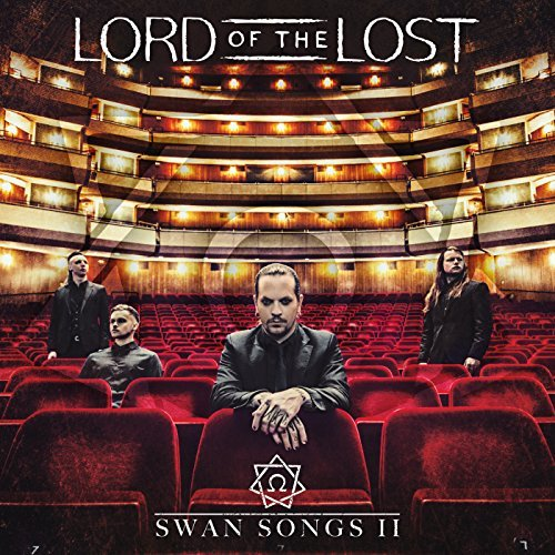 Lord Of The Lost Swan Songs II CD Cover