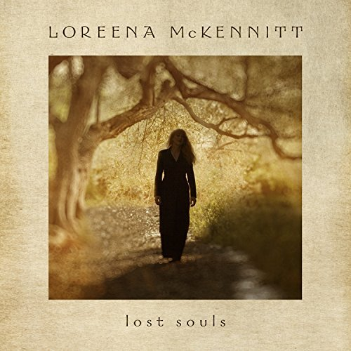 Loreena McKennitt Lost Souls CD Cover
