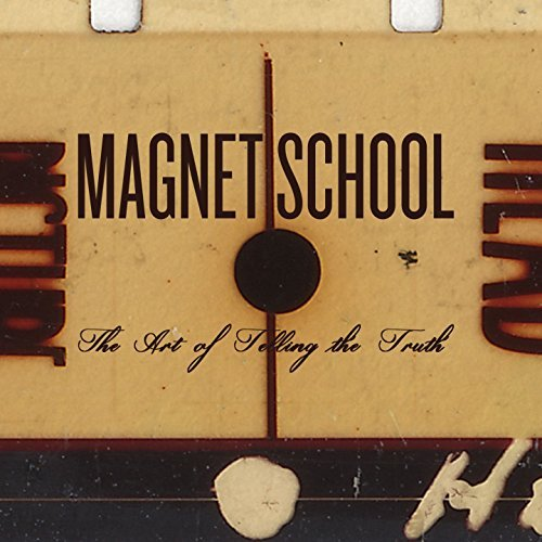 Magnet School The Art Of Telling The Truth CD Cover