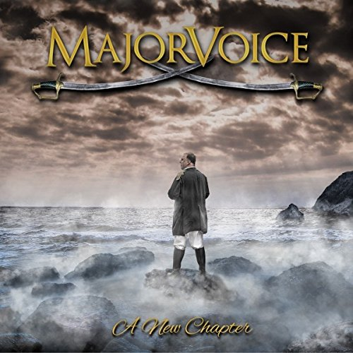 MajorVoice A New Chapter CD Cover