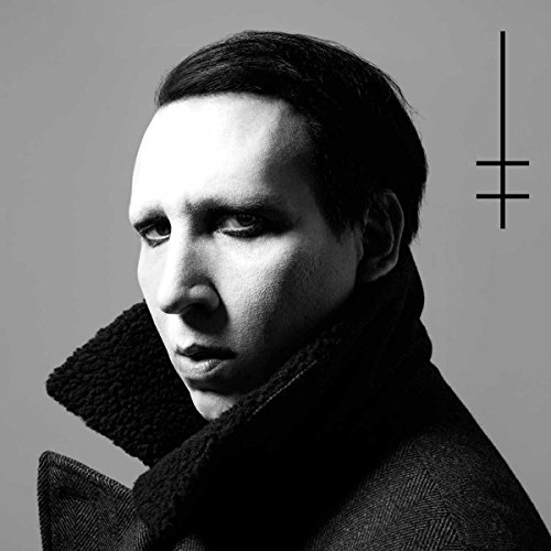 Marilyn Manson Heaven Upside Down CD Cover