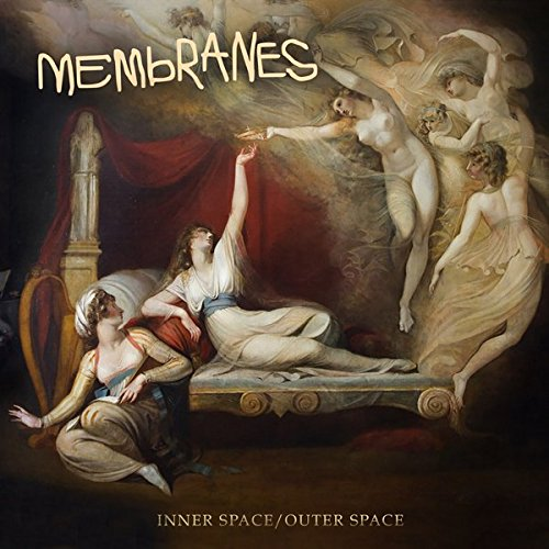 Membranes Inner SpaceOuter Space CD Cover