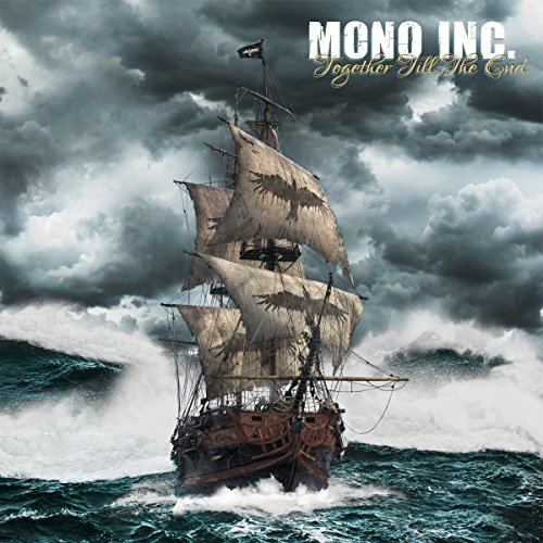 Mono Inc. Together Till The End CD Cover