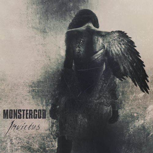 Monstergod Invictus CD Cover