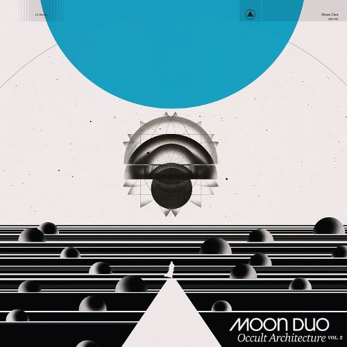 Moon Duo Occult Architecture Vol. 2 CD Cover