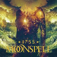 Moonspell 1755 CD Cover