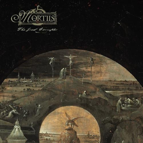 Mortiis The Great Corrupter CD Cover