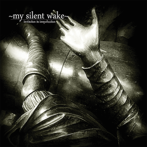 My Silent Wake Invitation To Imperfection CD Cover