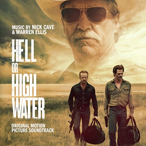 Nick Cave Warren Ellis Hell Or High Water OST CD Cover