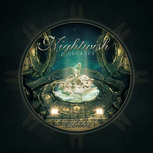 Nightwish Decades CD Cover