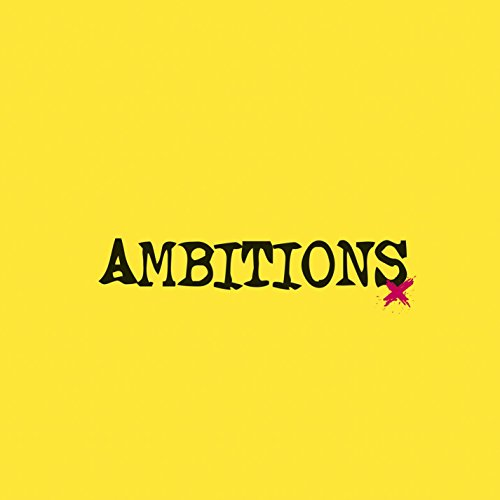 One OK Rock Ambitions CD Cover