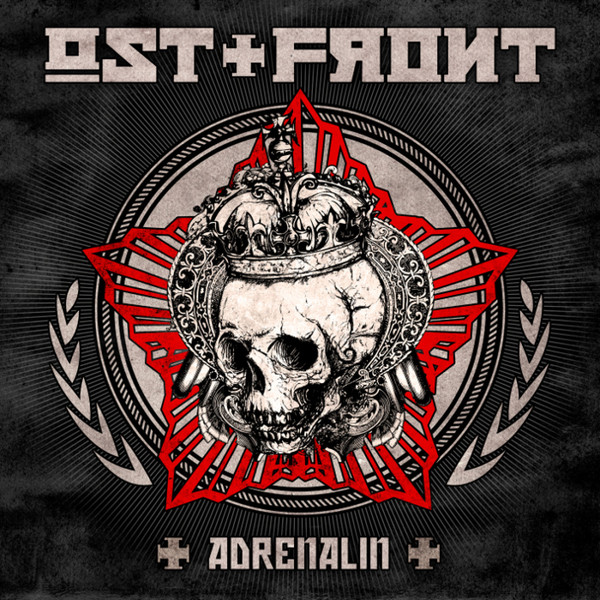 OstFront Adrenalin CD Cover